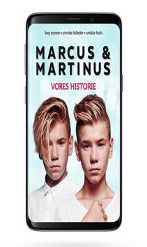 Marcus and Martinus  wallpapres HD screenshot 5