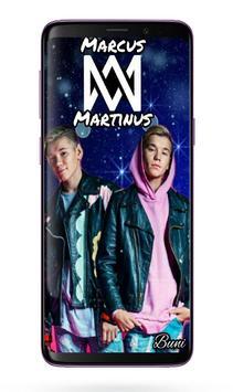 Marcus and Martinus  wallpapres HD screenshot 6