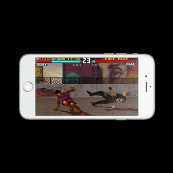 Guide Tekken 3 apk screenshot