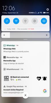 Maranatha App poster