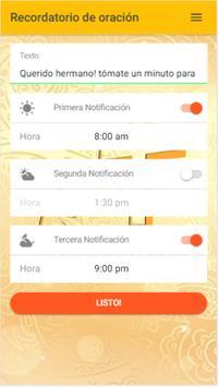 Maranatha App screenshot 1