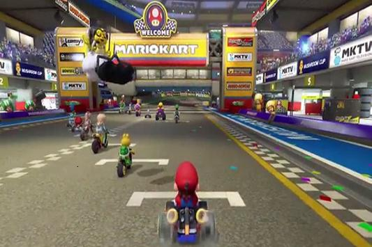 Top Mario Kart 8 Hint screenshot 3