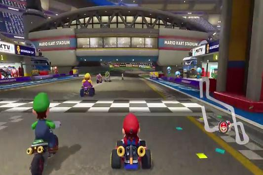 Top Mario Kart 8 Hint screenshot 1