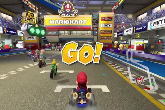 Top Mario Kart 8 Hint screenshot 5