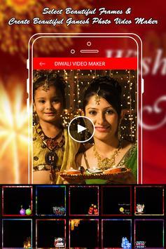 Diwali Video Maker - Happy Diwali Video Editor apk screenshot