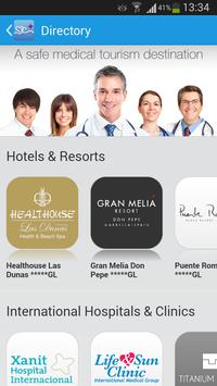 Marbella Care screenshot 1