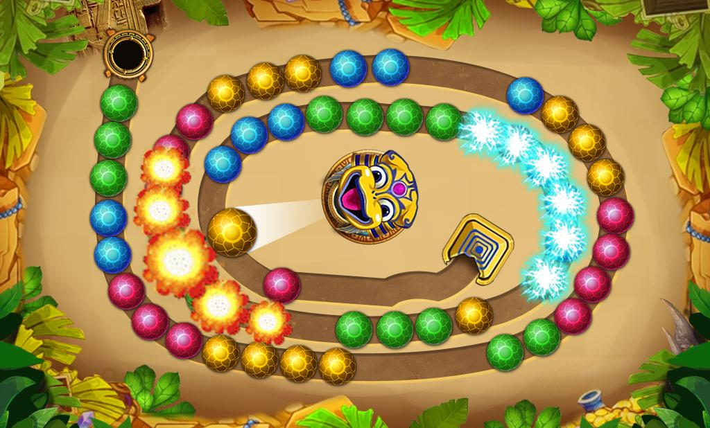 Epic Quest Marble Lines Marbles Shooter For Android Apk Download