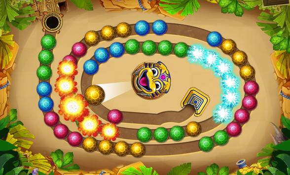 Epic quest - Marble lines - Marbles shooter screenshot 4