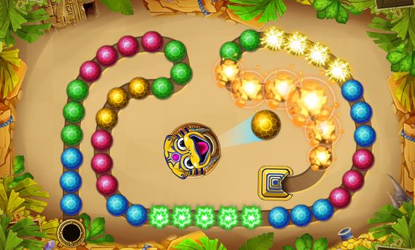 Epic quest - Marble lines - Marbles shooter screenshot 5
