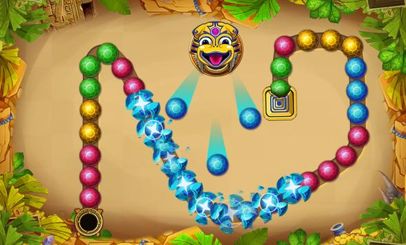 Epic quest - Marble lines - Marbles shooter screenshot 10