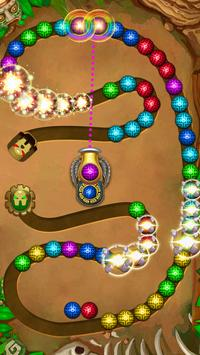 Marble Shooter - Lost Temple - Marble lines screenshot 4