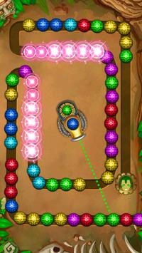 Marble Shooter - Lost Temple - Marble lines screenshot 7