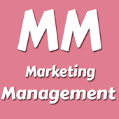 Marketing Management - An offline app for students icon