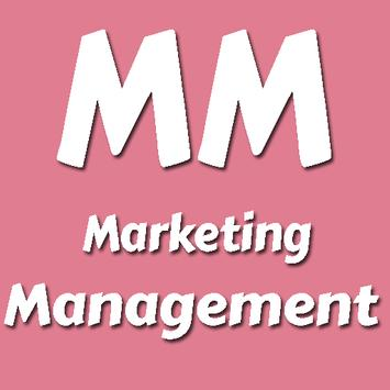 Marketing Management - An offline app for students poster