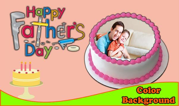Father's Day Cake Frames screenshot 4