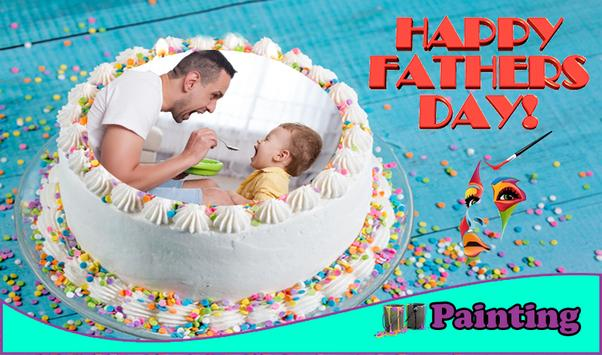 Father's Day Cake Frames screenshot 5