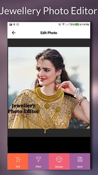 Jewellery Photo Editor poster