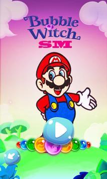 Bubble Super Mario's shoote Bulls 2018 poster