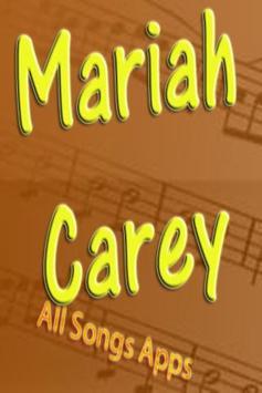 All Songs of Mariah Carey poster