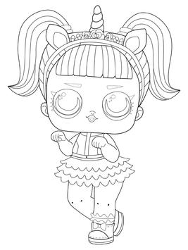 How to draw dolls in stages screenshot 7