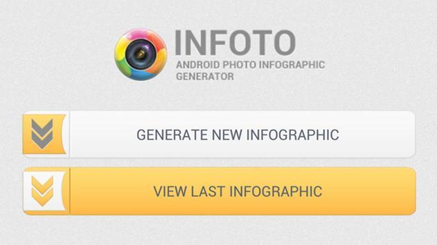 Photo Infographic Gen Lite poster