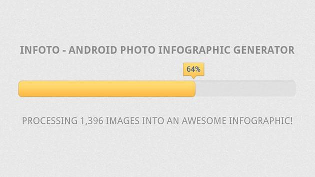 Photo Infographic Gen Lite screenshot 1