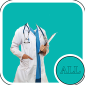 Doctor Photo Suit Editor icon