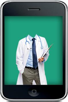 Doctor Photo Suit Editor poster