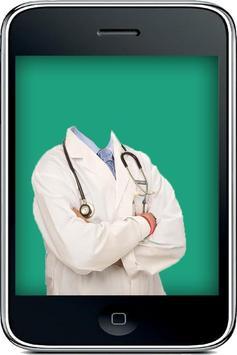 Doctor Photo Suit Editor apk screenshot