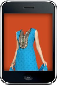 Indian Salwar Photo Fashion apk screenshot