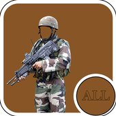 Militaryman Uniform Suit icon