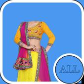 Navratri Chaniya Choli Suit icon