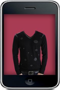 New York Man Wear Suit poster