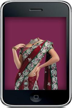 Saree Blouse Suit Editor apk screenshot