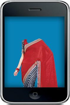 Saree Designs Editor Suit apk screenshot