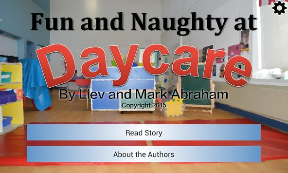 Fun & Naughty at Daycare Story poster