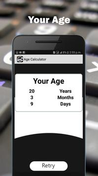 Age Calculator Free screenshot 2