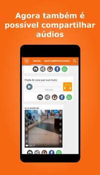 Vídeos e imagens para whatsapp apk screenshot