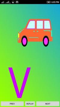 ABCD Kids Book apk screenshot