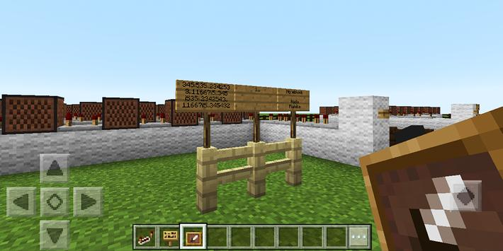 Map Cute Songs for Minecraft screenshot 3