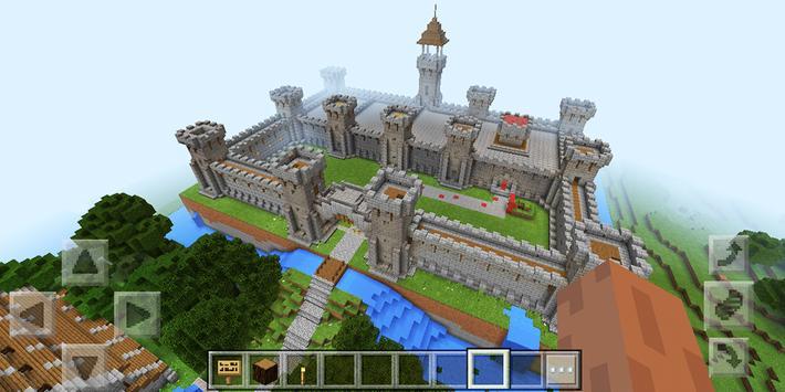 Map Castle Adventure for Minecraft screenshot 14