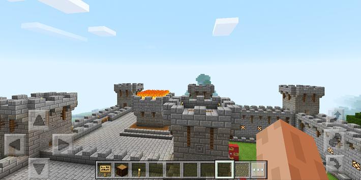 Map Castle Adventure for Minecraft screenshot 17