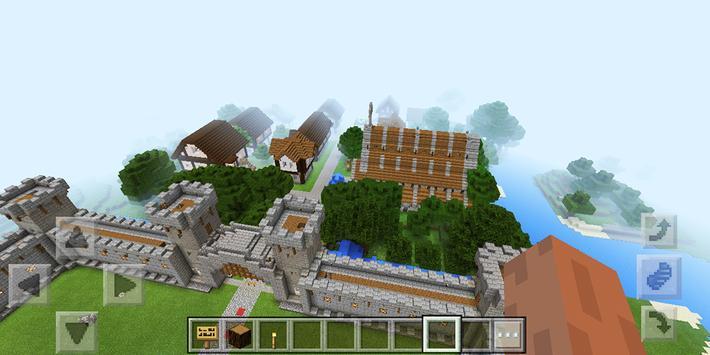 Map Castle Adventure for Minecraft screenshot 13