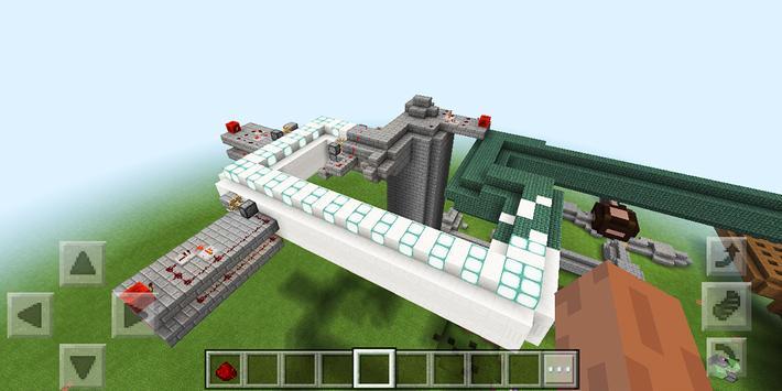 Darkest halls 2. Map Minecraft apk screenshot