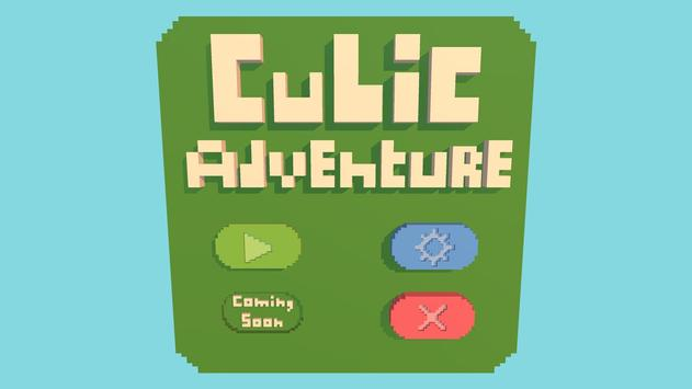 Cubic Adventure poster