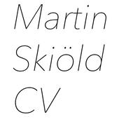 Martin Skiöld CV icon
