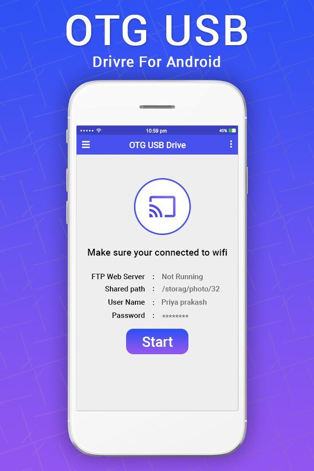 OTG USB Driver for Android - APK Download