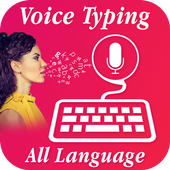 Voice Typing in All Language: Speech to Text icon