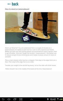 Balance board tricks imagem de tela 3