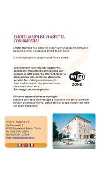 Hotel Marylise poster